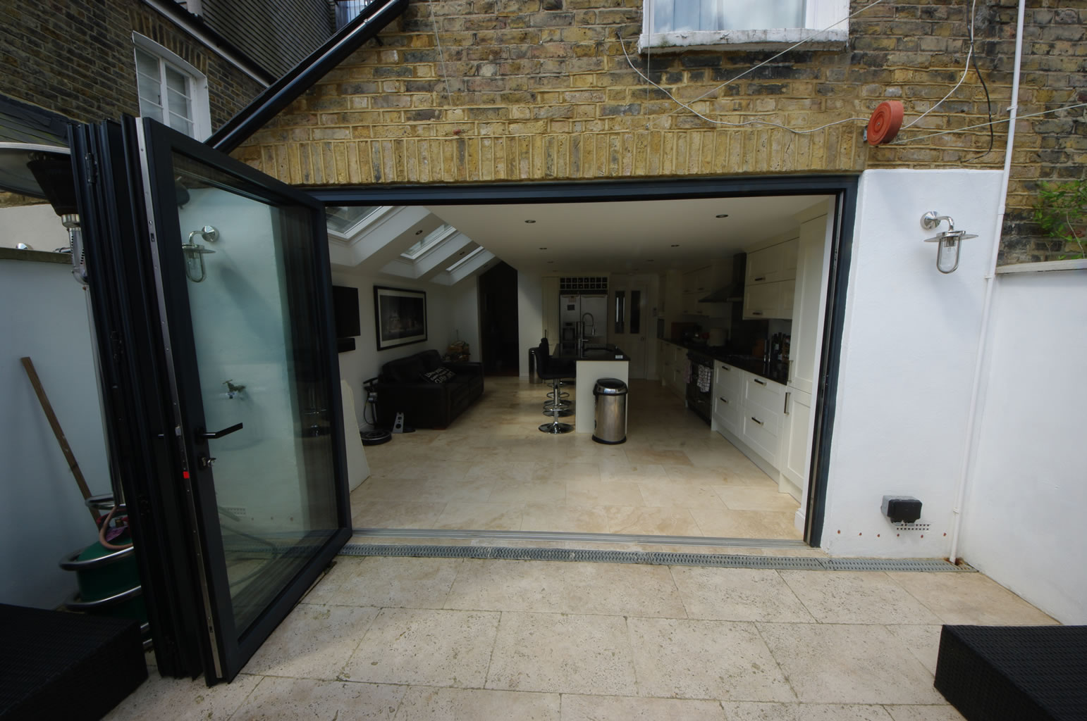 Andrew SW11 Side Return Kitchen Extension